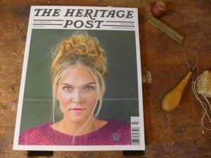 Heritage Post Damen No.3 Alexander von Bronewski Manufaktur 1039