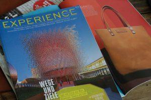 Experience Magazine American Express Deutschland Alexander von Bronewski Manufaktur 6184