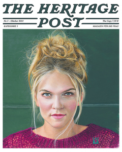 Heritage Post No. 3 Cover