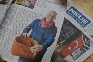 Lieblingsstücke aus zartem leder Neue Vorarlberger Tageszeitung 6353