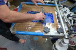 Schlenk Druck Diessen Siebdruck Verpackung T-Shirts Textil Papier 1330