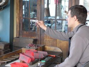 Douk Douk Cognet Thier Coutelier Knife Maker French 2370