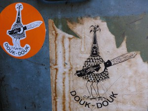 Douk Douk Cognet Thier Coutelier Knife Maker French 2373
