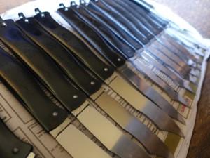 Douk Douk Cognet Thier Coutelier Knife Maker French 2374