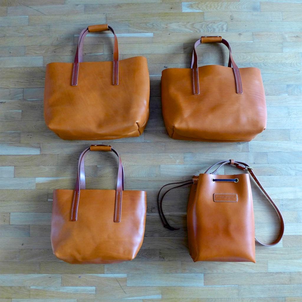 Taschenvergleich Tote Bags Alexander von Bronewski  4779